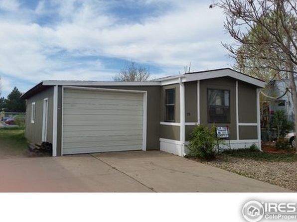 2 bed 1 bath Mobile / Manufactured at 1166 Madison Ave Loveland, CO, 80537 is for sale at 44k - 1 of 11