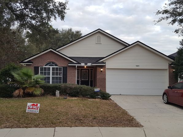 4 bed 2 bath Single Family at 1481 Cotton Clover Dr Orange Park, FL, 32065 is for sale at 197k - 1 of 41