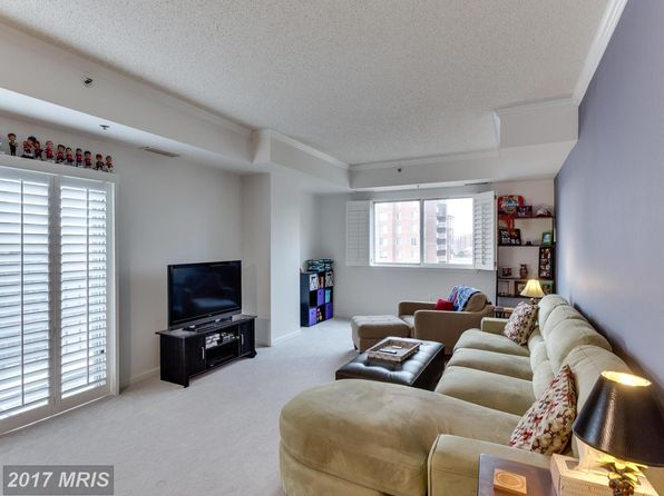 1 bed 1 bath Condo at 1211 S Eads St Arlington, VA, 22202 is for sale at 365k - 1 of 30