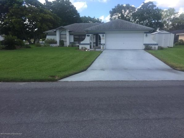 3 bed 2 bath Single Family at 11326 Palomar St Spring Hill, FL, 34609 is for sale at 165k - 1 of 25