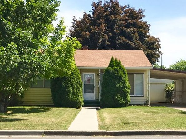 2 bed 1 bath Single Family at 716 E Dayton Ave Dayton, WA, 99328 is for sale at 104k - 1 of 8