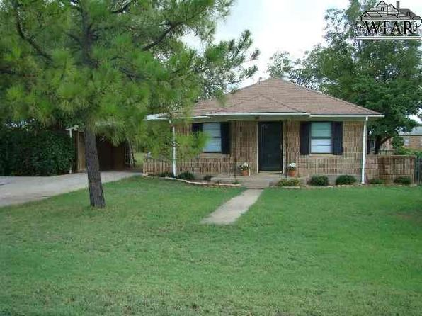 3 bed 2 bath Single Family at 616 W Louisa Ave Iowa Park, TX, 76367 is for sale at 76k - 1 of 29
