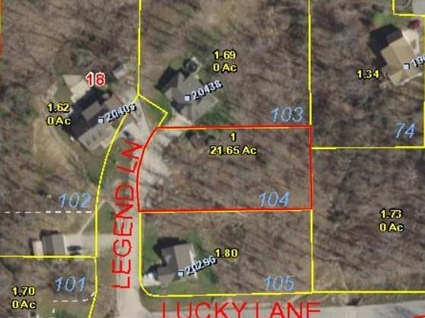 null bed null bath Vacant Land at 0 Legend Ln Waynesville, MO, 65583 is for sale at 17k - 1 of 5