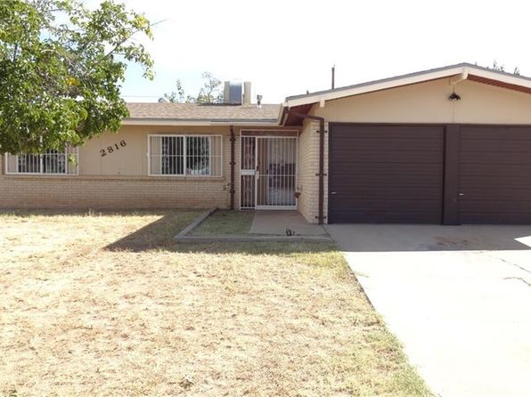 4 bed 2 bath Single Family at 2816 Archie Dr El Paso, TX, 79935 is for sale at 136k - 1 of 29