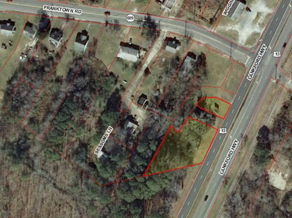 null bed null bath Vacant Land at 0 Lankford Hwy Nassawadox, VA, 23413 is for sale at 12k - 1 of 4