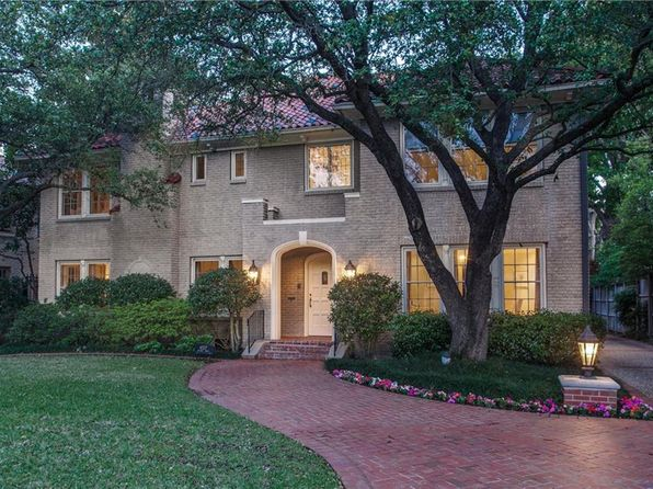 4 bed 4 bath Single Family at 4327 BEVERLY DR DALLAS, TX, 75205 is for sale at 1.98m - 1 of 25