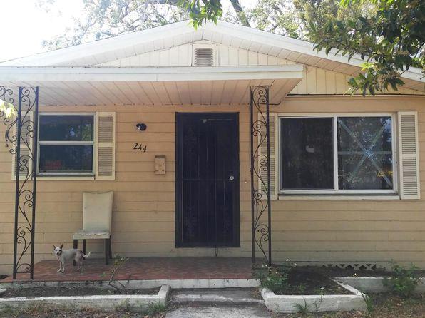 3 bed 1 bath Single Family at 244 Fulton St Daytona Beach, FL, 32114 is for sale at 75k - google static map