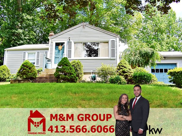 3 bed 2 bath Single Family at 16 SHADY KNOLL DR LONGMEADOW, MA, 01106 is for sale at 190k - 1 of 18