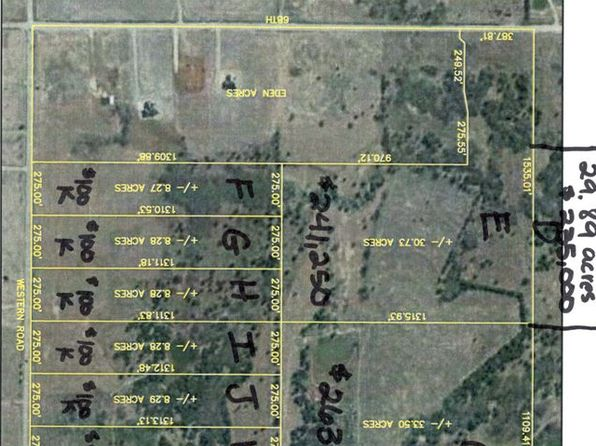 null bed null bath Vacant Land at 6800 W 68th Road Tract Stillwater, OK, 74074 is for sale at 235k - google static map