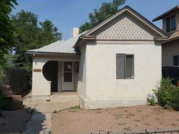 1 bed 1 bath Single Family at 1215 Spruce St Pueblo, CO, 81004 is for sale at 49k - 1 of 14
