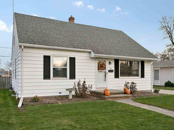 4 bed 2 bath Single Family at 269 S Helen St Kimberly, WI, 54136 is for sale at 155k - 1 of 16