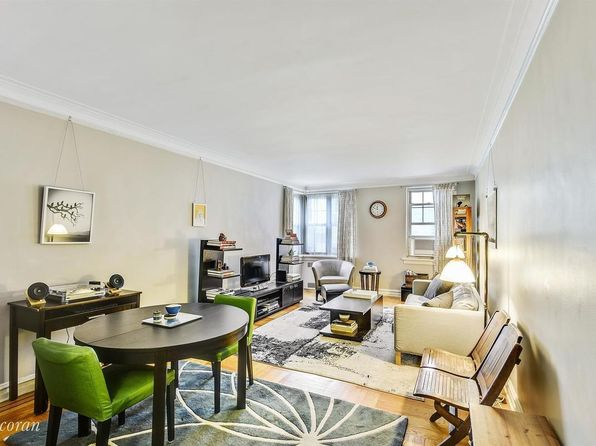 2 bed 1 bath Cooperative at 730 Fort Washington Ave New York, NY, 10040 is for sale at 689k - 1 of 8