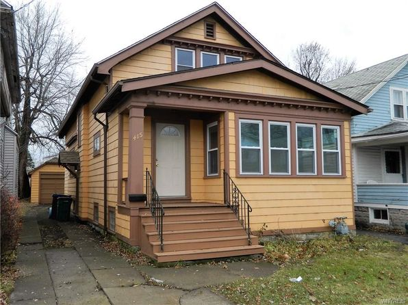 4 bed 1 bath Single Family at 415 Highgate Ave Buffalo, NY, 14215 is for sale at 60k - 1 of 16