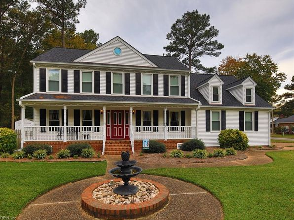 4 bed 2.5 bath Single Family at 4749 Barn Swallow Dr Chesapeake, VA, 23321 is for sale at 370k - 1 of 32