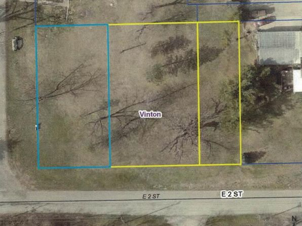 null bed null bath Vacant Land at  E 2nd St Vinton, IA, 52349 is for sale at 20k - google static map