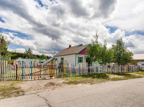 4 bed 2 bath Single Family at 521 Elm St Leadville, CO, 80461 is for sale at 257k - 1 of 28