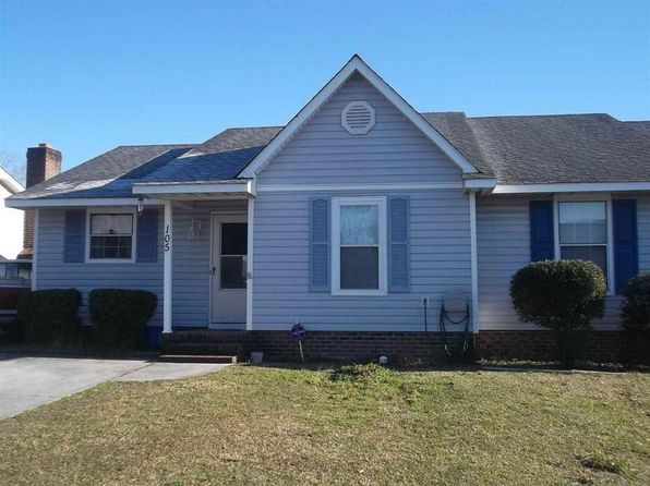 2 bed 2 bath Townhouse at 105 Creekview Dr Jacksonville, NC, 28540 is for sale at 40k - 1 of 14