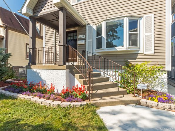 4 bed 3 bath Single Family at 1133 S Humphrey Ave Oak Park, IL, 60304 is for sale at 449k - 1 of 27
