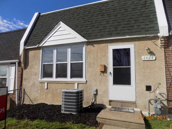 3 bed 1 bath Townhouse at 1424 Cosgrove St Linwood, PA, 19061 is for sale at 78k - 1 of 19