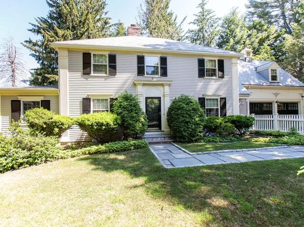 5 bed 5 bath Single Family at 188 Wellesley Ave Wellesley, MA, 02481 is for sale at 1.60m - 1 of 15