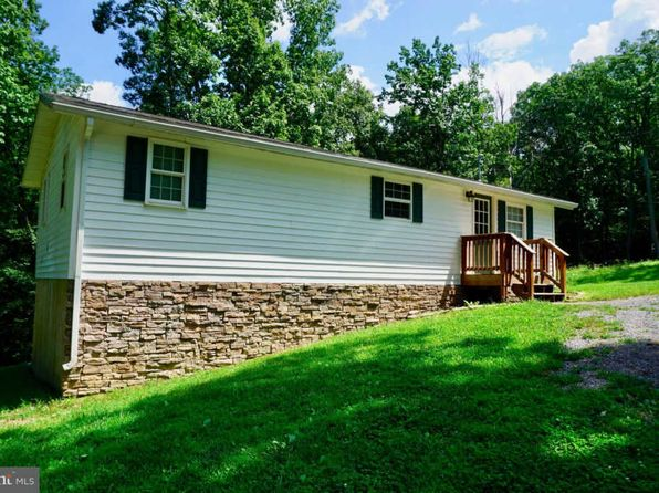 2 bed 1 bath Single Family at 204 Raccoon Ln Gerrardstown, WV, 25420 is for sale at 115k - 1 of 25