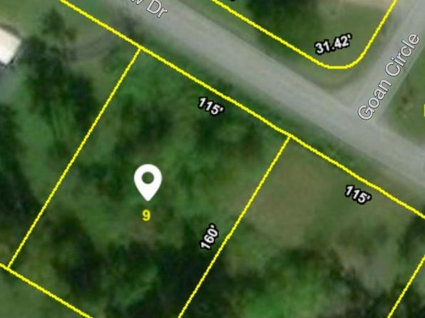 null bed null bath Vacant Land at  SKYVIEW DR ROGERSVILLE, TN, 37857 is for sale at 7k - google static map