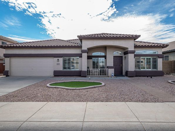 5 bed 3 bath Single Family at 13417 W Rimrock St Surprise, AZ, 85374 is for sale at 525k - google static map