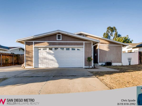 3 bed 2 bath Single Family at 8606 Carlton Oaks Dr Santee, CA, 92071 is for sale at 525k - 1 of 17