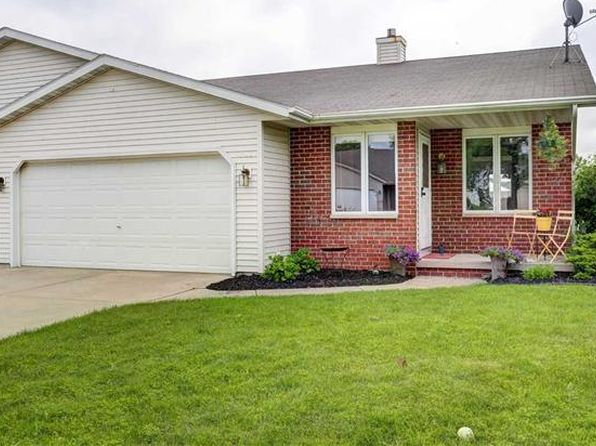 2 bed 1 bath Single Family at 1283 N Franco Ct De Pere, WI, 54115 is for sale at 110k - google static map