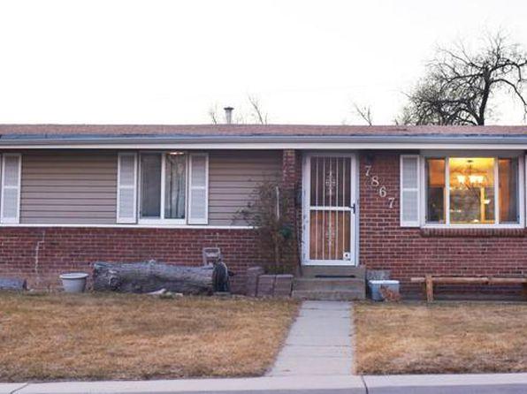3 bed 2 bath Single Family at 7867 Elmwood Pl Denver, CO, 80221 is for sale at 305k - 1 of 20