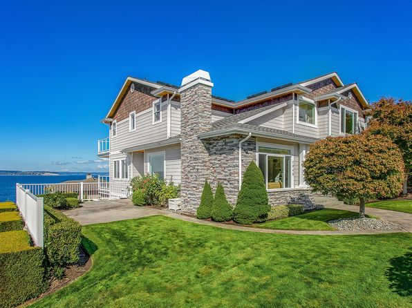 5 bed 5 bath Single Family at 1040 2nd St Mukilteo, WA, 98275 is for sale at 1.27m - 1 of 37