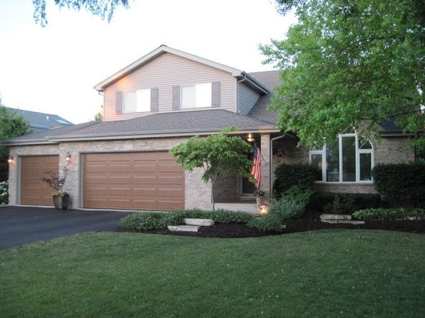 4 bed 3 bath Single Family at 1904 Pebble Beach Dr Plainfield, IL, 60586 is for sale at 300k - 1 of 25