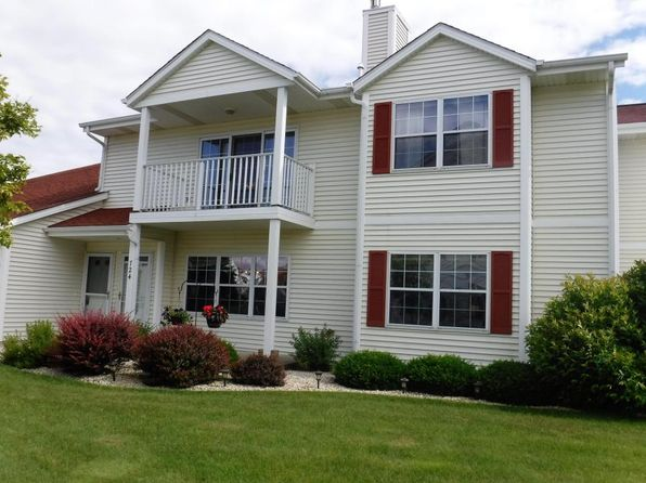 3 bed 2 bath Condo at 724 Wood River Ct West Bend, WI, 53095 is for sale at 145k - 1 of 14