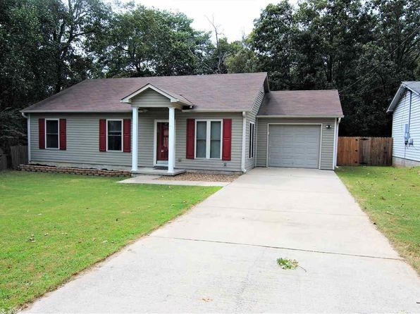 3 bed 2 bath Single Family at 115 Robin Ln Sherwood, AR, 72120 is for sale at 114k - 1 of 29