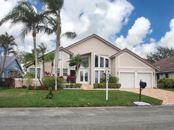 5 bed 3 bath Single Family at 9935 NW 49th Pl Pompano Beach, FL, 33076 is for sale at 515k - 1 of 40