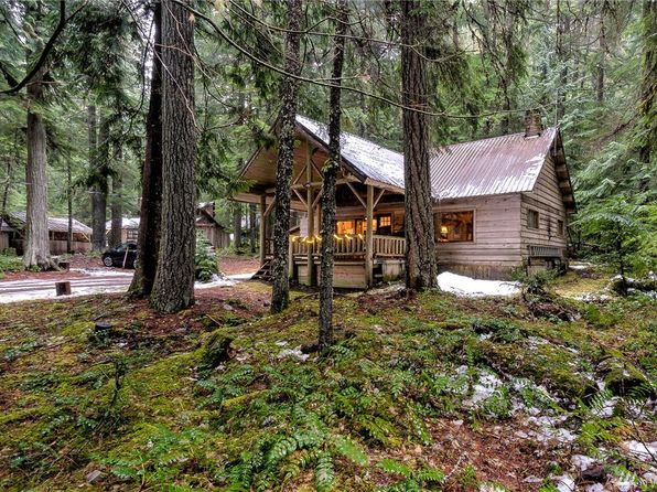 2 bed 0.75 bath Single Family at 118 Silver Creek Usfs Mt Greenwater, WA, 98022 is for sale at 385k - 1 of 21