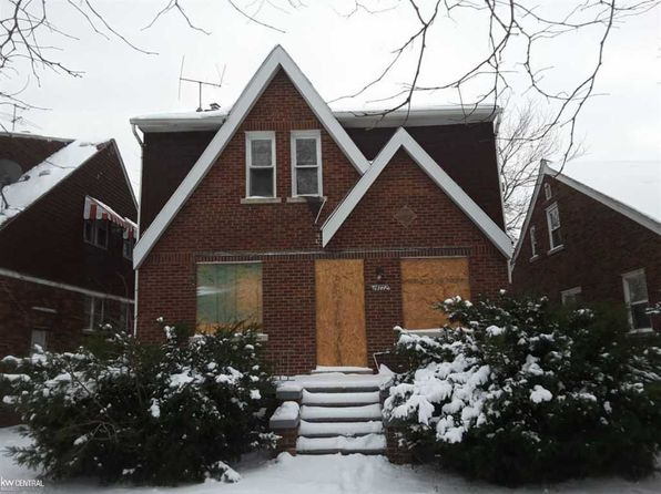 4 bed 1 bath Single Family at 14772 E State Fair St Detroit, MI, 48205 is for sale at 25k - google static map