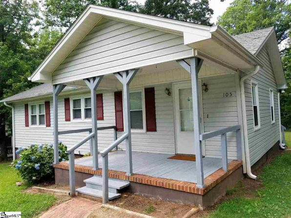 2 bed 2 bath Single Family at 105 Greenway St Landrum, SC, 29356 is for sale at 100k - 1 of 34