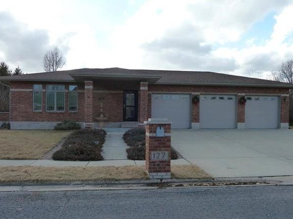 4 bed 3 bath Single Family at 127 McKendree Park Rd Lebanon, IL, 62254 is for sale at 280k - 1 of 56