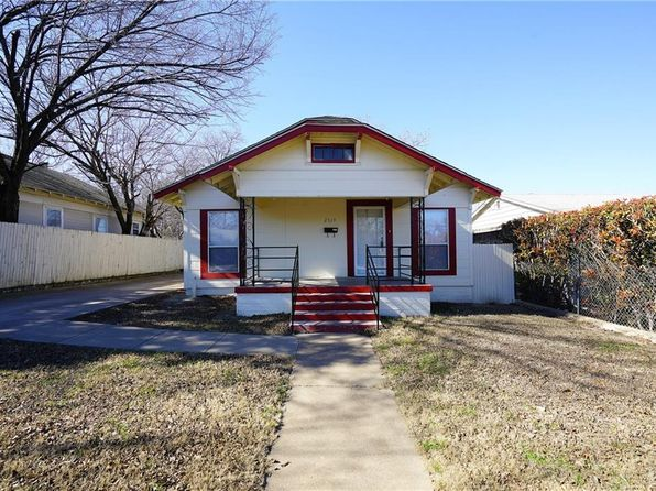 2 bed 1 bath Single Family at 2519 Pearl Ave Fort Worth, TX, 76164 is for sale at 110k - 1 of 21