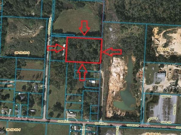 null bed null bath Vacant Land at 3380 Godwin Ln Pensacola, FL, 32526 is for sale at 35k - google static map