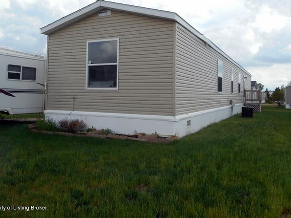 3 bed 2 bath Mobile / Manufactured at 924 Sorrel Ln Dickinson, ND, 58601 is for sale at 60k - google static map