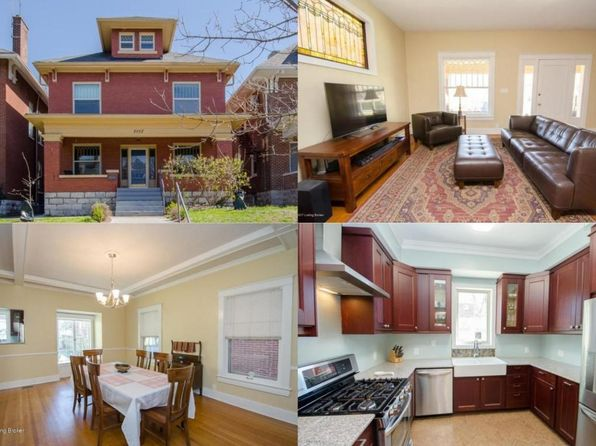 4 bed 3 bath Single Family at 2002 Kenilworth Pl Louisville, KY, 40205 is for sale at 400k - 1 of 38