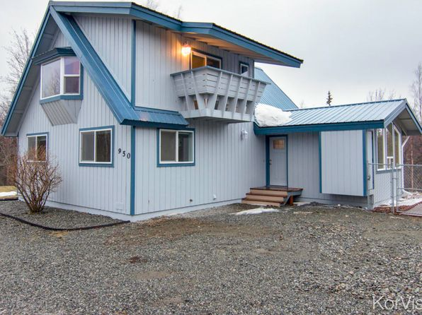 3 bed 2 bath Single Family at 950 S Wasilla, AK, 99654 is for sale at 308k - 1 of 23