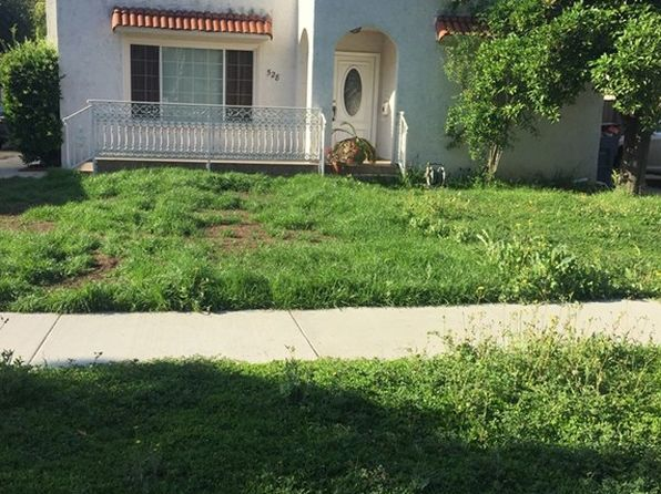 3 bed 2 bath Single Family at 528 South St Glendale, CA, 91202 is for sale at 520k - google static map