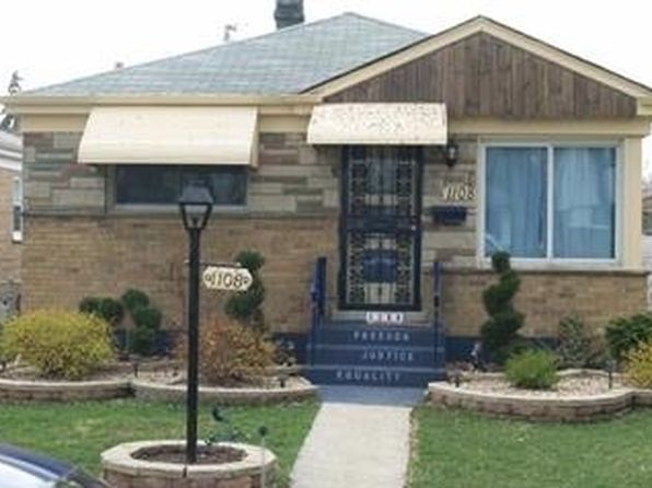 3 bed 1 bath Single Family at 1108 32nd Ave Bellwood, IL, 60104 is for sale at 130k - google static map