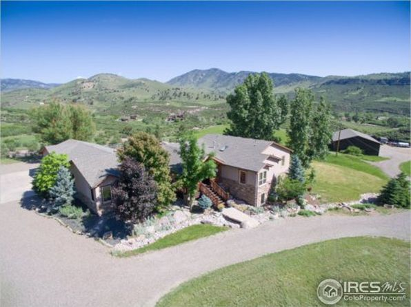 5 bed 4.5 bath Single Family at 1609 County Road 37e Lyons, CO, 80540 is for sale at 985k - 1 of 40