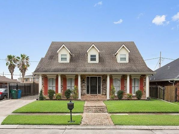 4 bed 2.5 bath Single Family at 2708 Debouchel Blvd Meraux, LA, 70075 is for sale at 290k - 1 of 13