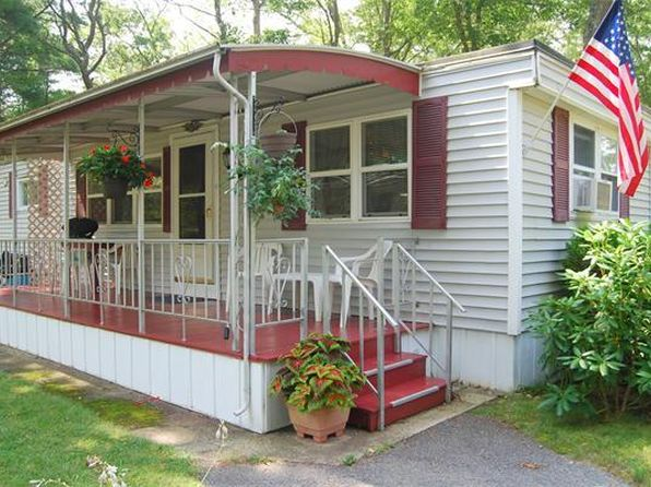 2 bed 1 bath Mobile / Manufactured at 66 Timber Ln West Wareham, MA, 02576 is for sale at 48k - 1 of 16