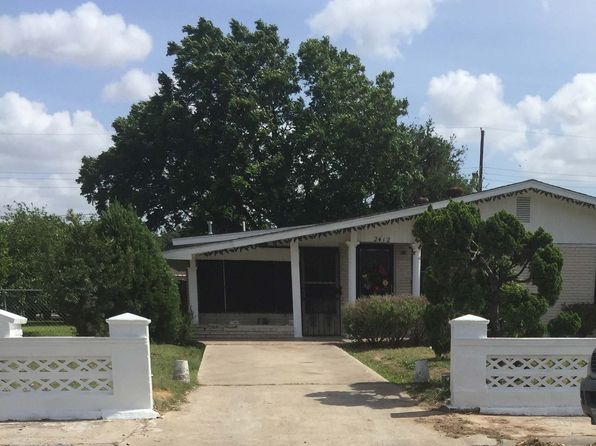 4 bed 2 bath Single Family at 2412 Sycamore Ave McAllen, TX, 78501 is for sale at 124k - google static map